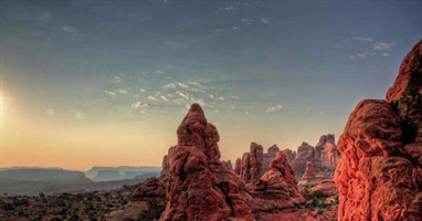 Arches National Park Sunset Tour