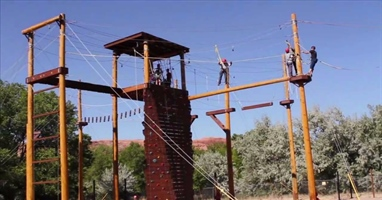 High Ropes 2 Hour Challenge Course
