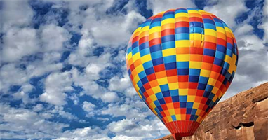 Hot Air Balloon Sunrise Tour