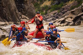 Westwater Canyon Full Day Rafting Adventure