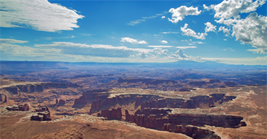 Air Tour of Arches & Canyonlands National Parks