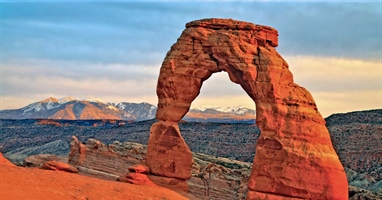 Arches National Park Morning Adventure Tour